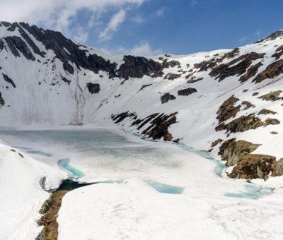 Glacialis lac sassolo