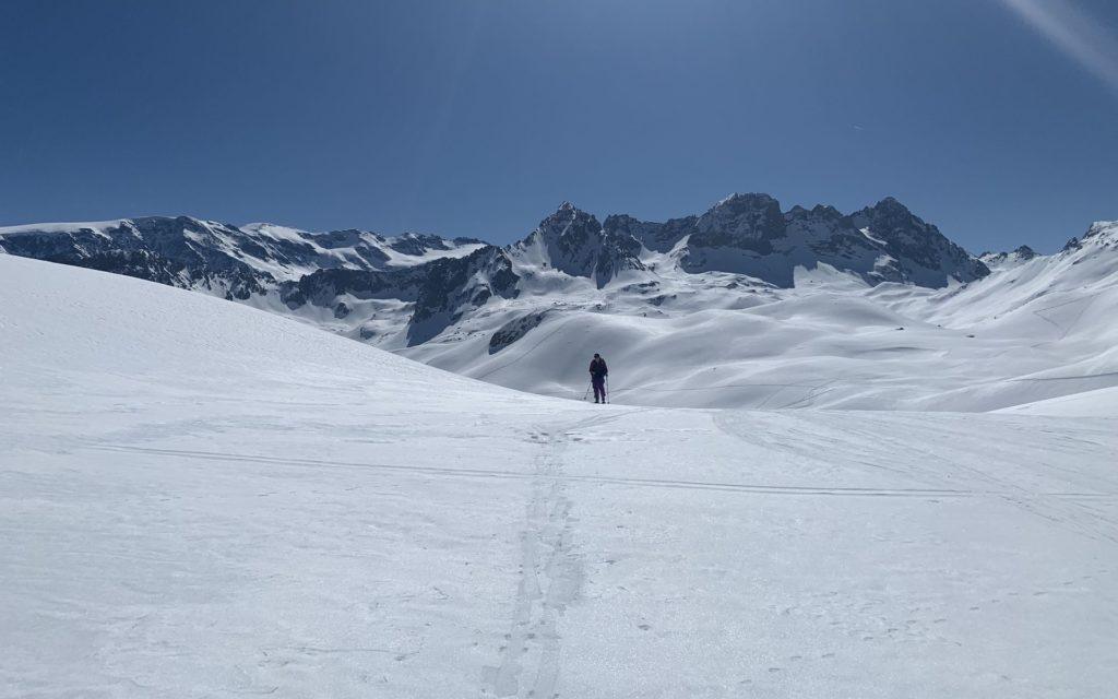 Glacialis Lac Merlet
