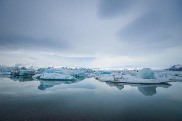 glacier islande okjokull