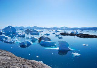 groenland fonte des glaces Jean Christophe Andre