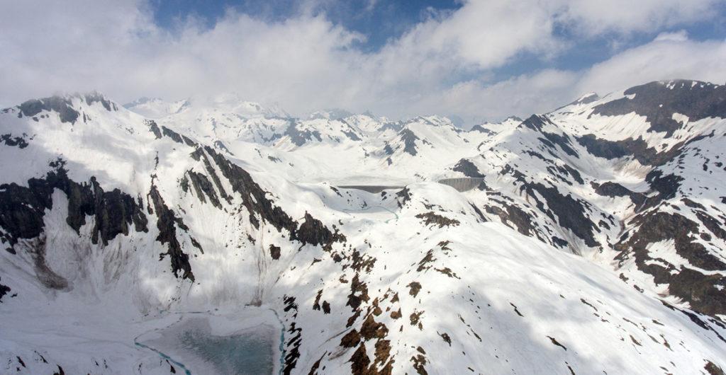 sommets alpins Glacialis