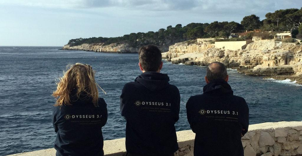 Equipe Odysseus 3.1 opération sentinelle