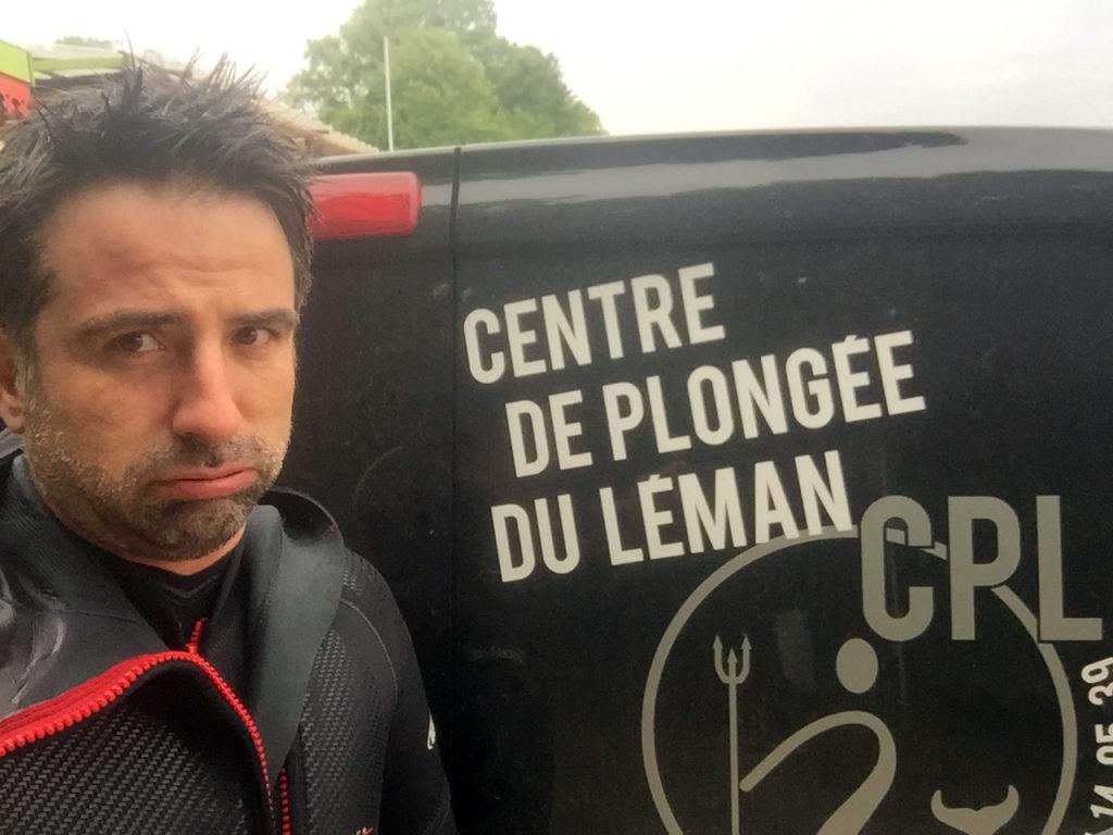 Lionel RARD formation Plongée